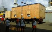 Express Global Logistics & Europe Cargo Execute Heavy Lift Transport from Antwerp to Mumbai