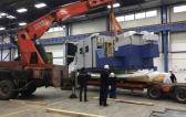 InterMax with Delivery & Installation of Heavy Oversized Machine