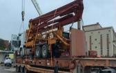 Vangard Logistics Complete Notable Shipment of Kiln Shell & Pump Truck
