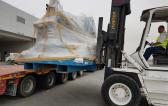 Lintas Handle Transport of Aircraft Landing Gears to the UK