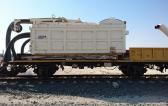 WSS UAE with Return Shipment of Rail Wagon Vacuum System