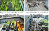 OLA Arrange Breakbulk Shipment of Crawler Crane