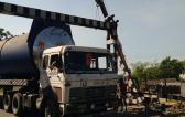 EXG Successfully Complete Challenging Shipment in India