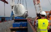 M-Star Freight Services manage transport of 137T & 80T Heat Exchange Reformers