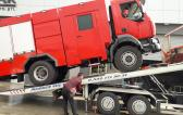 Element Logistics Organise Shipping of Fire Trucks