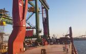 Wilhelmsen Handles 23,400frt of Port Handling Equipment