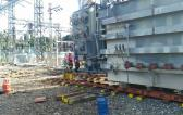 AAI + Peers Inc. Deliver Transformer in the Philippines