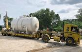 Tera Projects with Shipment of Tanks from Malaysia to Algeria