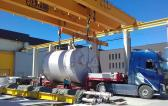 FREJA and CF&S Join Forces for Project Cargo Transport