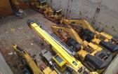 CTO do Brasil Ship 28 CAT Trucks & Excavators to the UAE
