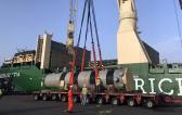 C.H. Robinson successfully move Pressure Vessel from Texas to U.K.