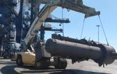 CLS overcomes obstacles in shipment from Rotterdam to Texas