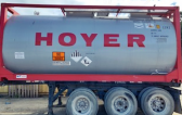 SPC Logistics with Hoyer Representation