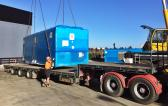 C.H. Robinson with Mass Cooler Shipment to Australia