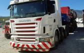 C Logistics Solutions Transport Mobile Crane from Dominican Republic to Haiti