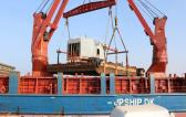 Gulf Agency Services Handle Difficult Loading in Djibouti
