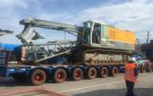 CTO do Brasil Handle Crane Shipment to China