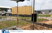 CEA Vietnam Complete Import Project in Conjunction with Gebrüder Weiss