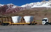 Centauro Argentina with Shipments of Turbines for Hydroelectric Projects