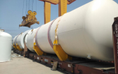 Origin Logistics Deliver Machinery for Iron & Steel Plant