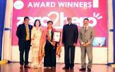 Ms. Puvaneaish of Kagayaku Logistics Honoured with Malaysia Business Award