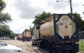 Upcargo in Panama Showcase their HAZMAT Handling