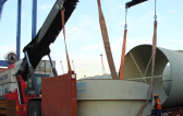 Origin Logistics with Transport of Oversized Cargo for Hydroelectric Power Plant