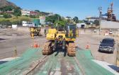 CTO do Brasil Handle Shipment of 5 CAT Excavators