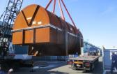 Parisi Grand Smooth with Project Shipment to El Salvador