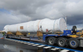 M-Star Projects Handle Transport of Exhaust Gas Silencers