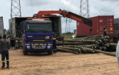 Located at the Heart of Monrovia - AP Logistics in Liberia
