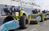 Polaris Delivers Soil Compactors from India to the UAE