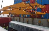 Canaan Group Completes Delivery of Train Cars to Vancouver
