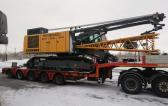 Goodrich Moves Liebherr Crane from Austria to Kazakhstan