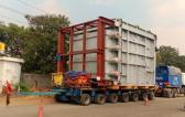 EXG Completes Challenging Delivery from West to East India