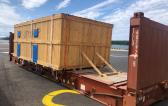 Goodrich and Afriguide Logistics Handle 4 Heavy Motors