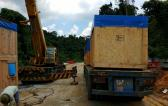 Royal Cargo Vietnam Delivers for Hydro Power Project