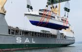 Central Oceans Complete Loading of Ferry