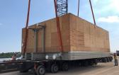 Anker Logistica y Carga Deliver 2 Natural Gas Compressor Units