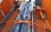 Origin Logistics Collaborate with Nisshin Transportation for Metal Shearers Shipment