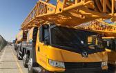 Polaris Shipping Agencies Handle Shipment of 40 Trucks