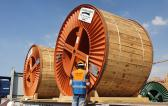 Masstrans Freight Ends 2020 with Delivery of Cable Reels for Power Project
