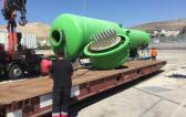 C.H. Robinson Transports Project Cargo for Power Plant