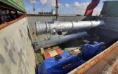 Wirtz Shipping Report their Latest Project Shipment