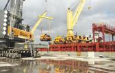 Livo Logistics Manages Shipment of Construction Equipment