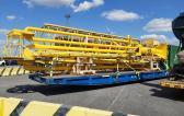 Wirtz Belgium Report Shipment of Loading Arm to Taiwan