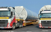 Pinto Basto & ABL Cooperate to Deliver Oversized Tanks