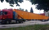 Farcont Deliver Crane Parts from Ukraine to Finland