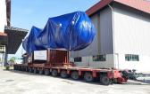 Megalift Malaysia with Transport for Oil & Gas Project in Johor