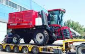 KGE with Multimodal Delivery of Cotton Picker